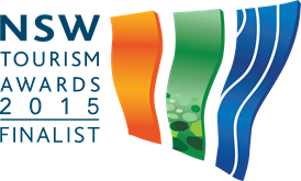 NSW Tourism Finalist