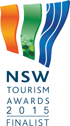 NSW Tourism Awards 2015 – Finalist