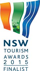 NSW Tourism Awards 2015 – Finalist