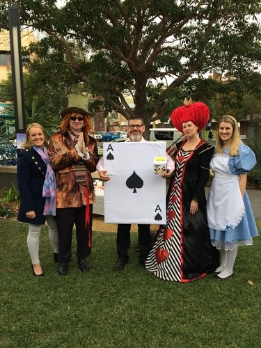 Mad Hatters - Biggest Morning Tea